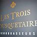 Logo Les Trois Mousquetaires