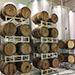 Photo de baril de bière et installation Les Trois Mousquetaires